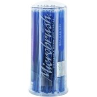 Microbrush Tubes Regular Blauw