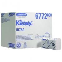 Kleenex Ultra Handdoeken Wit Intergevouwen 21,5 x 41,5 cm