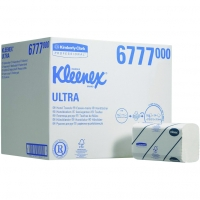 Kleenex Ultra Handdoeken Gevouwen Wit 21,5 x 31,5 cm